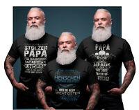 T-Shirt Papa |Geschenk |Vater |3 Motive|S-5XL|Witzig| Sprüche| Vatertag Spruch|