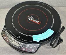 Nuwave Precision 2 Induction Cooktop Electric Black