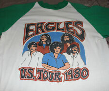 Eagles - Vintage 1980 The Long Run U.S. Tour Jersey/T-Shirt L 42-44