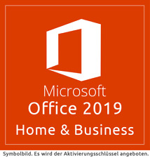 Microsoft Office 2019 Home and Business ✔ DEUTSCH ✔ VOLLVERSION ✔ BLITZVERSAND