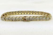 "8"" Sterling Silver Bracelet Marked 925 P China"