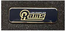 Los Angeles Rams NFL Team American Football Rectangle Pin Badge