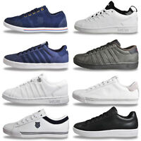 K Swiss Mens Classic Heritage Retro Vintage Casual Trainers From £19.99