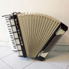 Profesional WELTMEISTER Amigo 96 Bass Akkordeon Ziehharmonika accordion 11/5 Reg