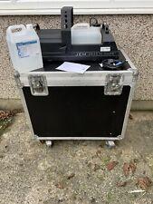 More details for martin jem zr44 hi-mass fogger/smoke machine/ flight case