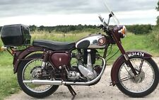 1956 BSA B31 350cc excellent well sorted well used example NO RESERVE!
