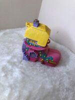 Vintage 1995 Polly Pockets (Teeny Weeny) Owl School House Boot
