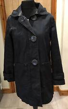 Boden Fleece Lined Raincoat Size 12