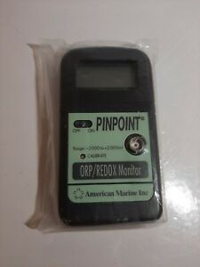Pinpoint American Marine ORP/REDOX Monitor ONLY