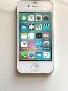 Apple iPhone 4S Sprint A1387 CDMA GSM White