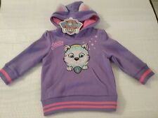 Paw Patrol Girls Jumper / Hoodie / Size 3 Only.