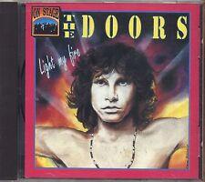 THE DOORS - Light my fire - CD ITALY 1991 USATO OTTIME CONDIZIONI
