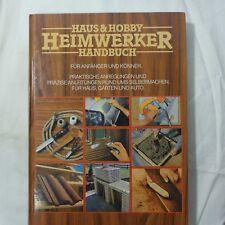 Heimwerker Handbuch Haus +Hobby   von  1983