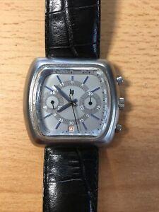 montre chronographe vintage Lip Mecanique