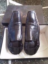 Sale scarpe sabot pelle KOBRA  43 100% pelle OFFICine aMK moma leather sabot
