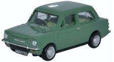 Oxford 76HI001 Hillman Imp verde de sauce escala 1/76 = 00 calibre en caso-T48 Post