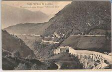 CARTOLINA d'Epoca - BRESCIA provincia:  Ossimo 1912