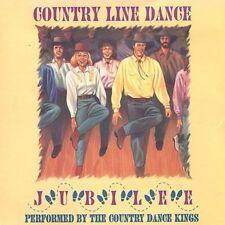 Country Dance Kings : Country Line Dance Jubilee CD