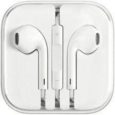 New Earphones Headphones Headset Compatible for Apple iPhone 5 5s 6 6s Mic