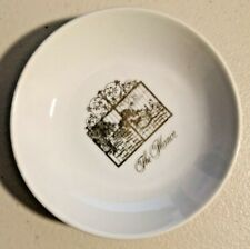 Vintage Collectible The Manor Collector Plate From Korea