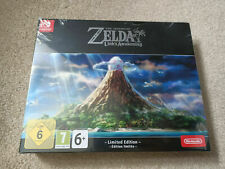 SWITCH The Legend Of Zelda Link's Awakening Limited Collectors Edition BRAND NEW