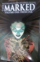The Marked Volume 1: Fresh Ink by David Hine 9781534314672 | image comics tpb gn