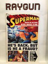 Superman Back In Action Paperback Graphic Novel