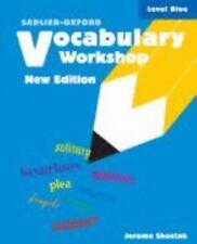 Vocabulary Workshop, Level Blue
