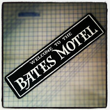 WELCOME TO THE BATES MOTEL (PSYCHO) Aluminum Sign