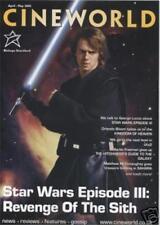 Cineworld' magazine - STAR WARS EPISODE III: REVENGE OF THE SITH