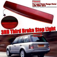 Rear Red Tailgate Spoiler Brake Light LED Stop For Range Rover L322 Vogue 02-12