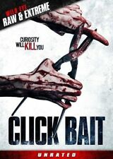 Click Bait (DVD, 2018) SKU 509