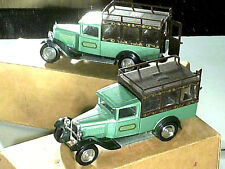 "CITROEN C4 AUTOCAR ""PALACE HOTEL"" 1935/45 : SOLIDO 1985"