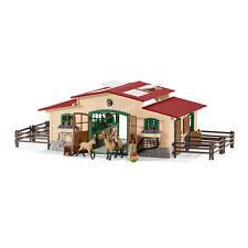 Schleich Farm World Horse Stable Playset