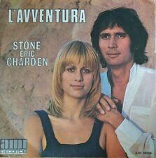 """Stone et Charden - L'Avventura - Vinyl 7"""" 45T (Single)"""