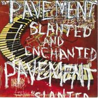 PAVEMENT slanted and enchanted (CD, album, 1992) lo-fi, indie rock, very good,