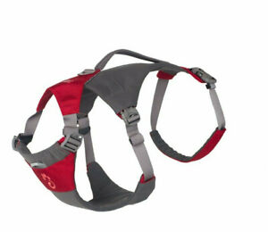 Mountain Paws Red Hiking Dog Harness Small/Medium/Large/XL