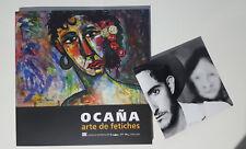 "JOSE PEREZ OCAÑA ""ARTE DE FETICHES"" LIMITED EDITION BOOK + FLYER / VENTURA PONS"