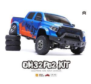 Orlandoo Hunter 1/32 RC Crawler Unassembly Unpainted Kit OH32P02 Toyota Tundra