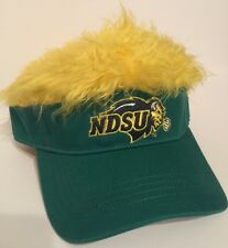 NCAA North Dakota State Bison Hair Flair Ball Cap NEW Visor Adjustable
