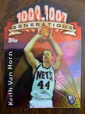 1997-98 Topps Generations Keith Van Horn #G29 Rookie
