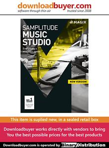 MAGIX Samplitude Music Studio 2017 - [Boxed]