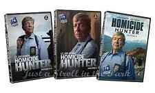 Homicide Hunter: Joe Kenda TV Series Complete Seasons 1 2 3 4 Box/DVD Set(s) NEW