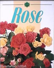 ROSE Remo Trucchi Stock Libri 1989 Flora Agricoltura Fiori Floricoltura Giardino