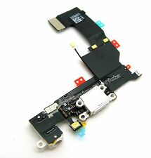 Charging Dock Connector Audio Jack Antenna Flex Cable for iPhone 5s White b120