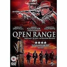Kevin Costner Robert Duvall Open Range 2003 Western UK DVD