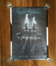 "Vintage Jane's Addiction ""Nothing's Shocking"" 1988 Poster Album"