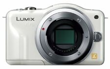 Panasonic Lumix Mirrorles single-lens camera white DMC-GF3-W