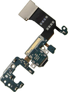 Samsung Galaxy S8 SM-G950F Ladebuchse Anschluss Dock Connector Charger Flex Kabe