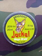 Kryston Jackal Coated Braid Hooklink